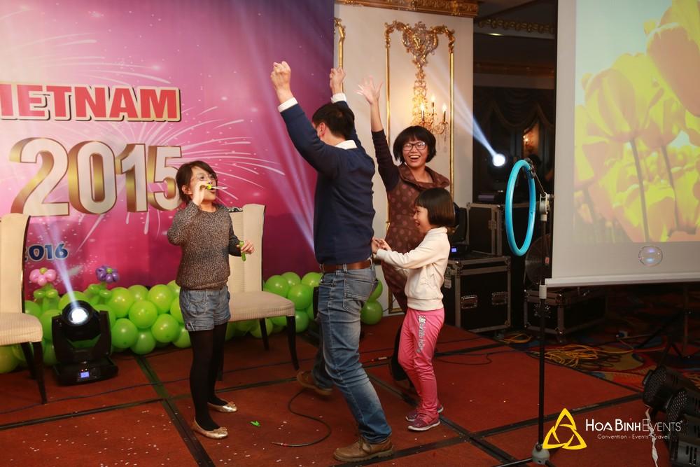 Tiệc tất niên Freyssinet Vietnam