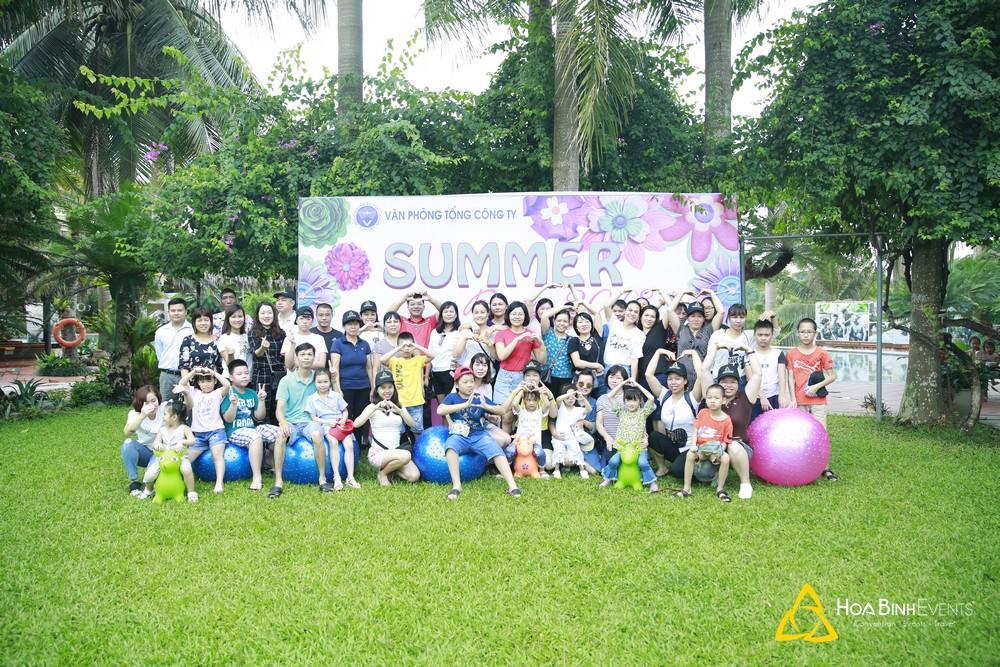 Team Building Tổng Công Ty Quản Lý Bay - Summer Party 2018