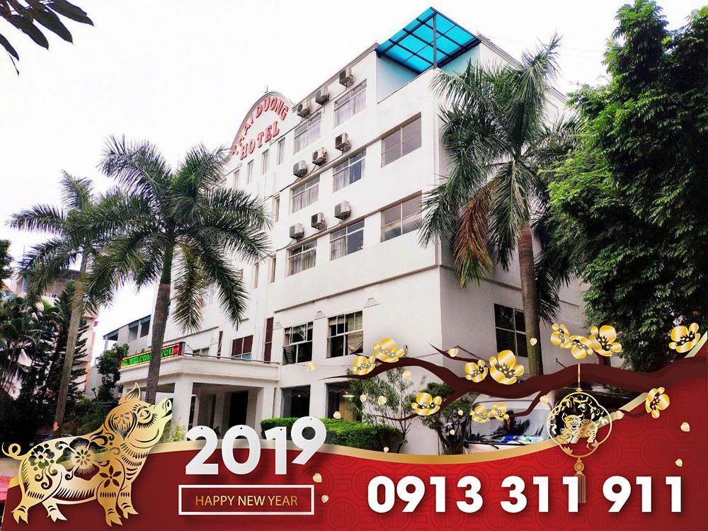 Tổ Chức Hội Nghị Tại Khách Sạn Thái Dương - Vĩnh Phúc