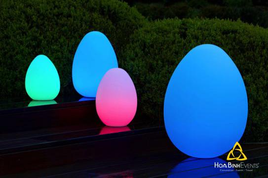 Đèn LED trang trí không dây có thể đổi màu