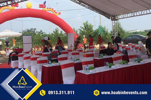 HoaBinh Events - đơn vị tổ chức sự kiện chuyên nghiệp
