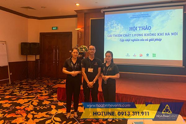 Công ty cho thuê máy chiếu màn chiếu giá rẻ tại Hà Nội