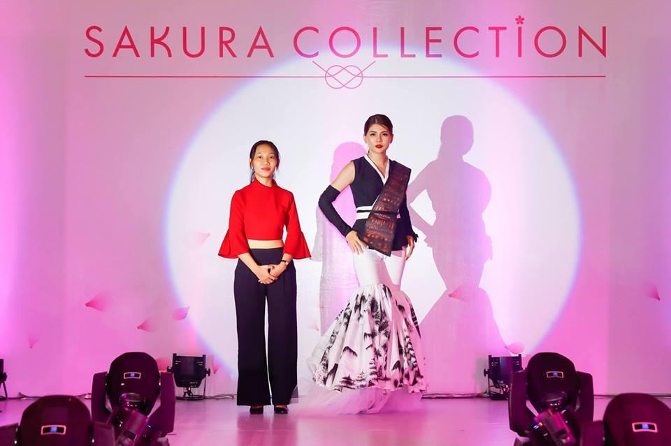 Trình diễn thời trang Sakura Collection
