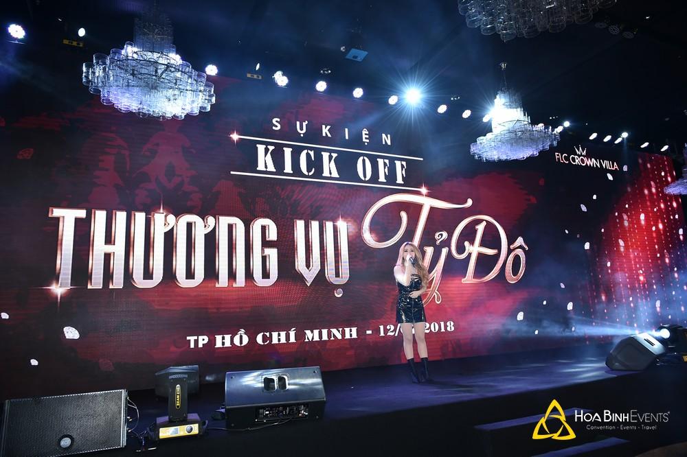 Lễ Kick-off Thương hiệu tỷ đô của FLC Crown Villa