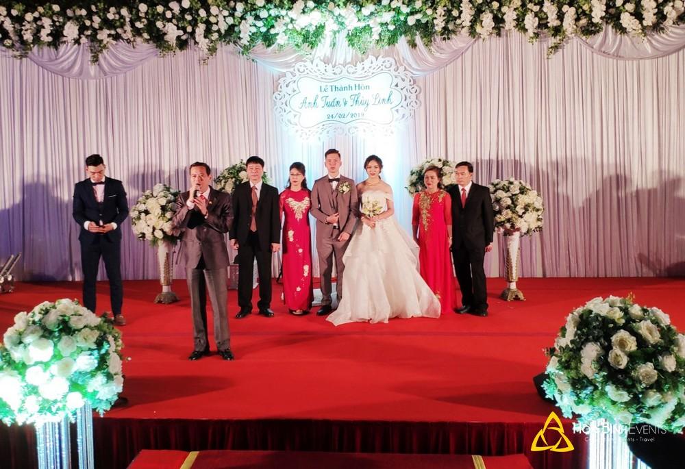 tiệc cưới tại ncc