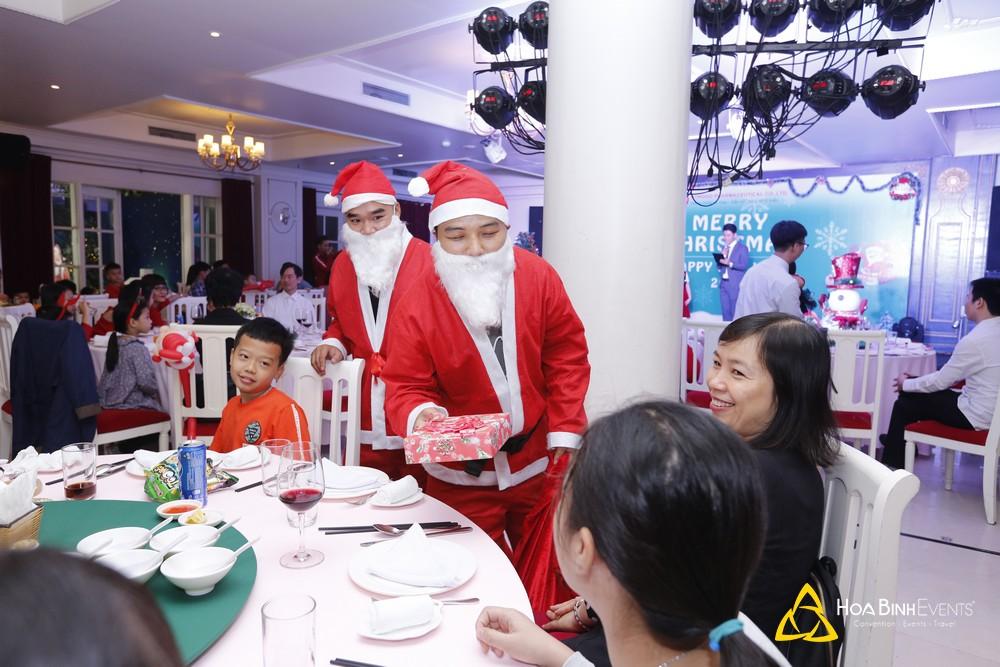 Kế hoạch tổ chức tiệc giáng sinh từ A đến Z