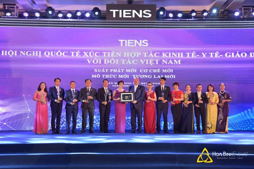 Video Highlight: TIENS - Hội Nghị Quốc Tế Xúc Tiến Hợp Tác Với Đối Tác Việt Nam
