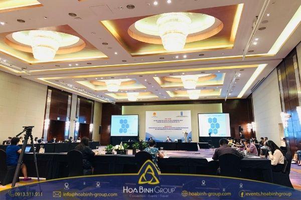HoaBinh Events - đơn vị chuyên tổ chức hội nghị trực tuyến Bộ Ngoại Giao