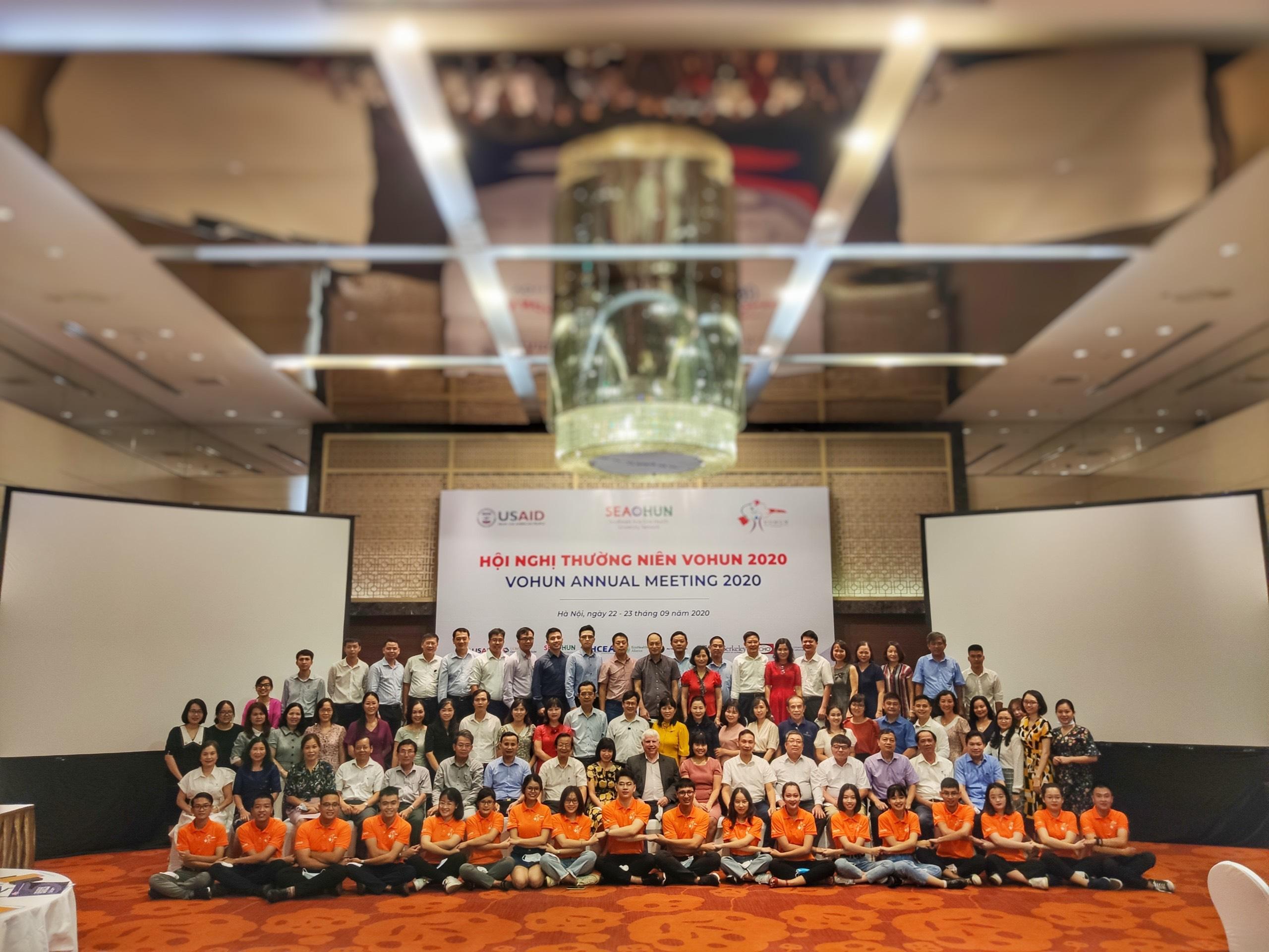 Hội nghị thường niên VOHUN 2020