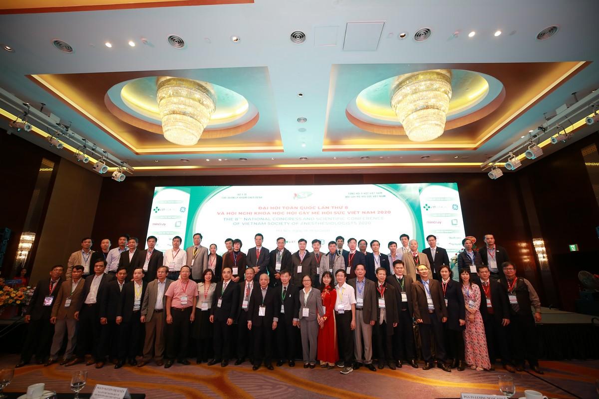 Hội nghị khoa học Gây mê hồi sức Việt Nam năm 2020