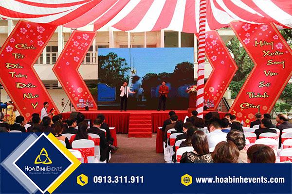 Địa điểm tổ chức đóng vai trò quan trọng trong mỗi sự kiện