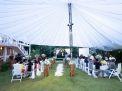 Đà Lạt là nơi cực lý tưởng cho các tiệc cưới ngoài trời