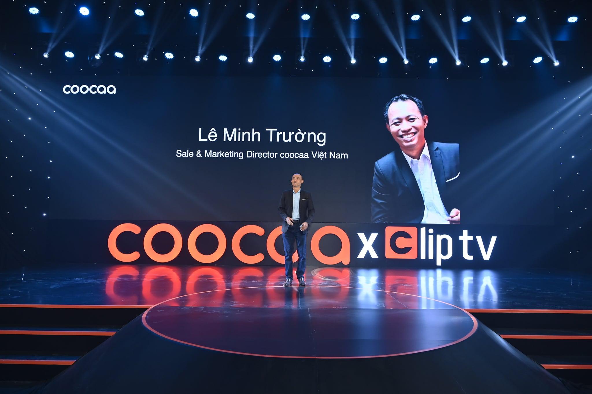 Sự kiện họp báo - Tivi thương hiệu kép chính thức phát hành