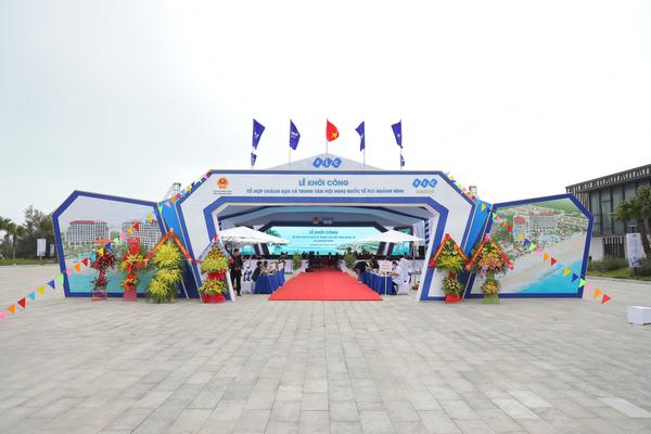 Lễ khởi công FLC Quảng Bình