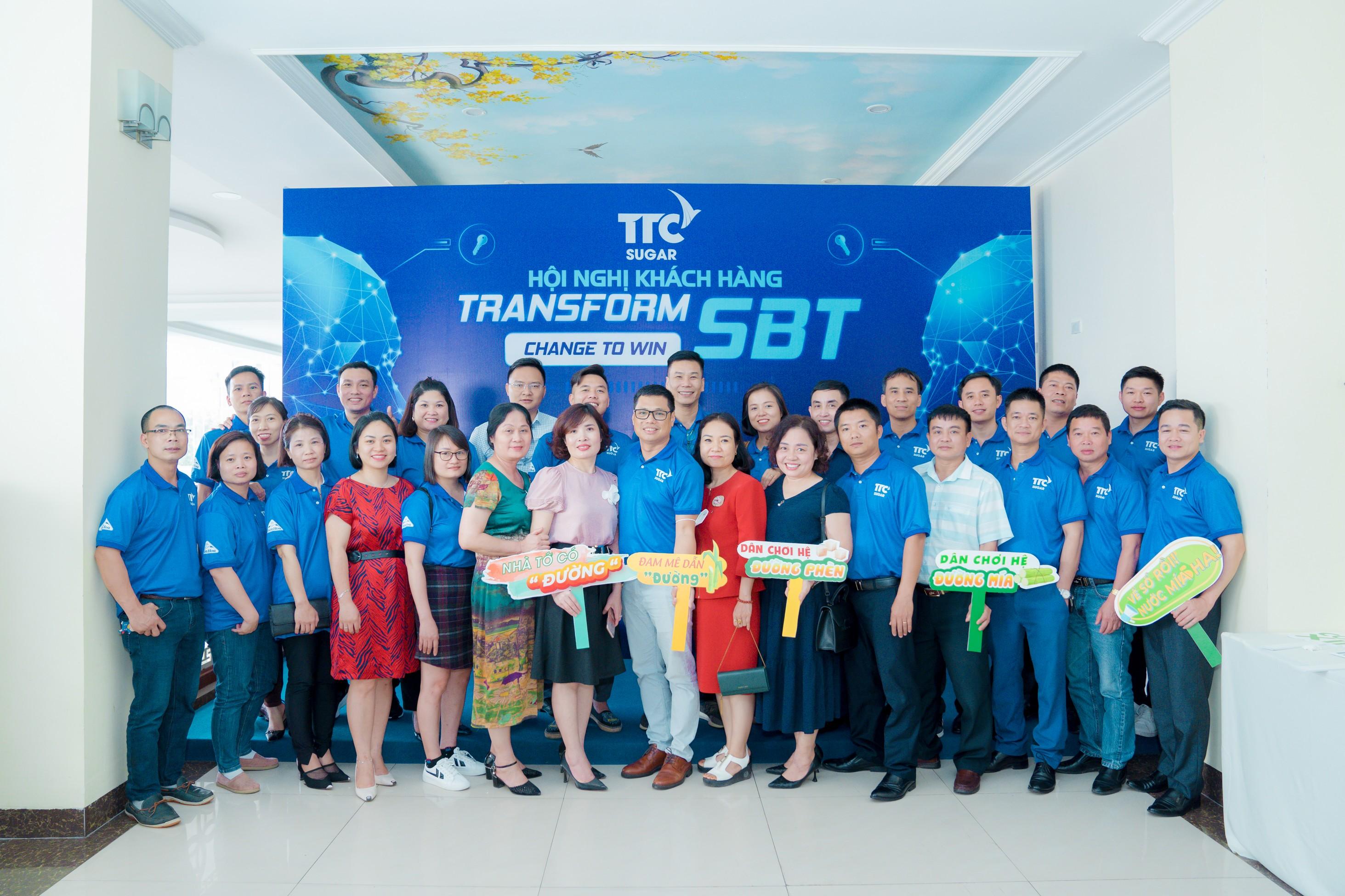 Hội nghị khách hàng TTC