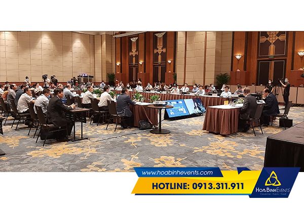 Công ty tổ chức hội nghị tại Đà Nẵng uy tín chất lượng