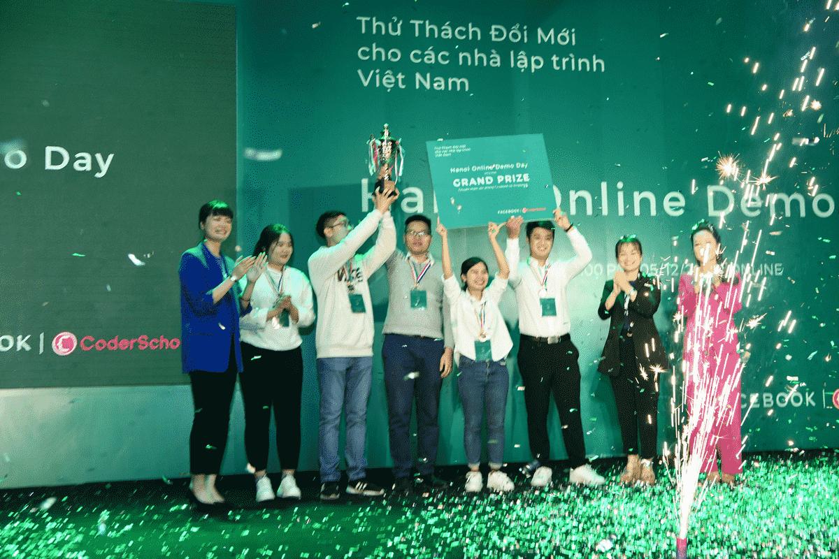 Hanoi Demo Day - Ngày hội cho các nhà lập trình Việt Nam