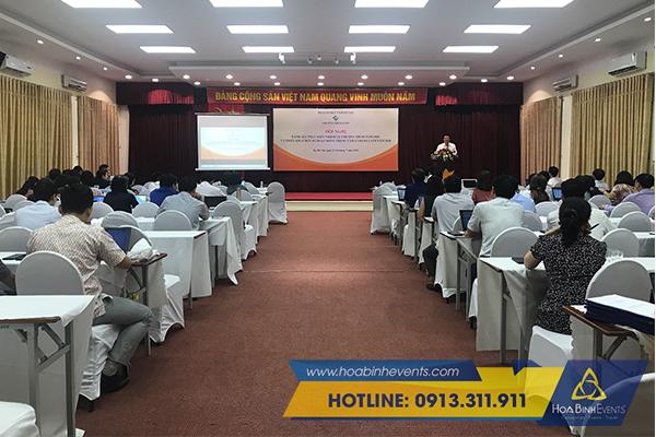 Công ty tổ chức hội thảo tại Hồ Chí Minh uy tín, chất lượng dịch vụ tốt
