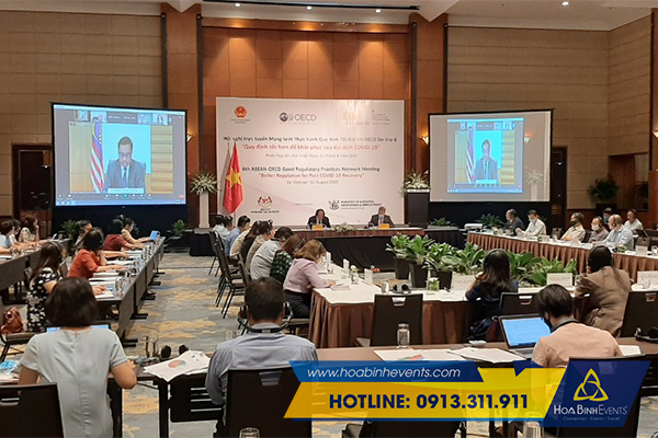Hội nghị, sự kiện trực tuyến – giải pháp an toàn mà hiệu quả