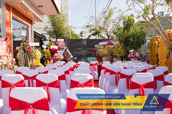 Tip hay để tiết kiệm chi phí tổ chức sự kiện tại Bạc Liêu