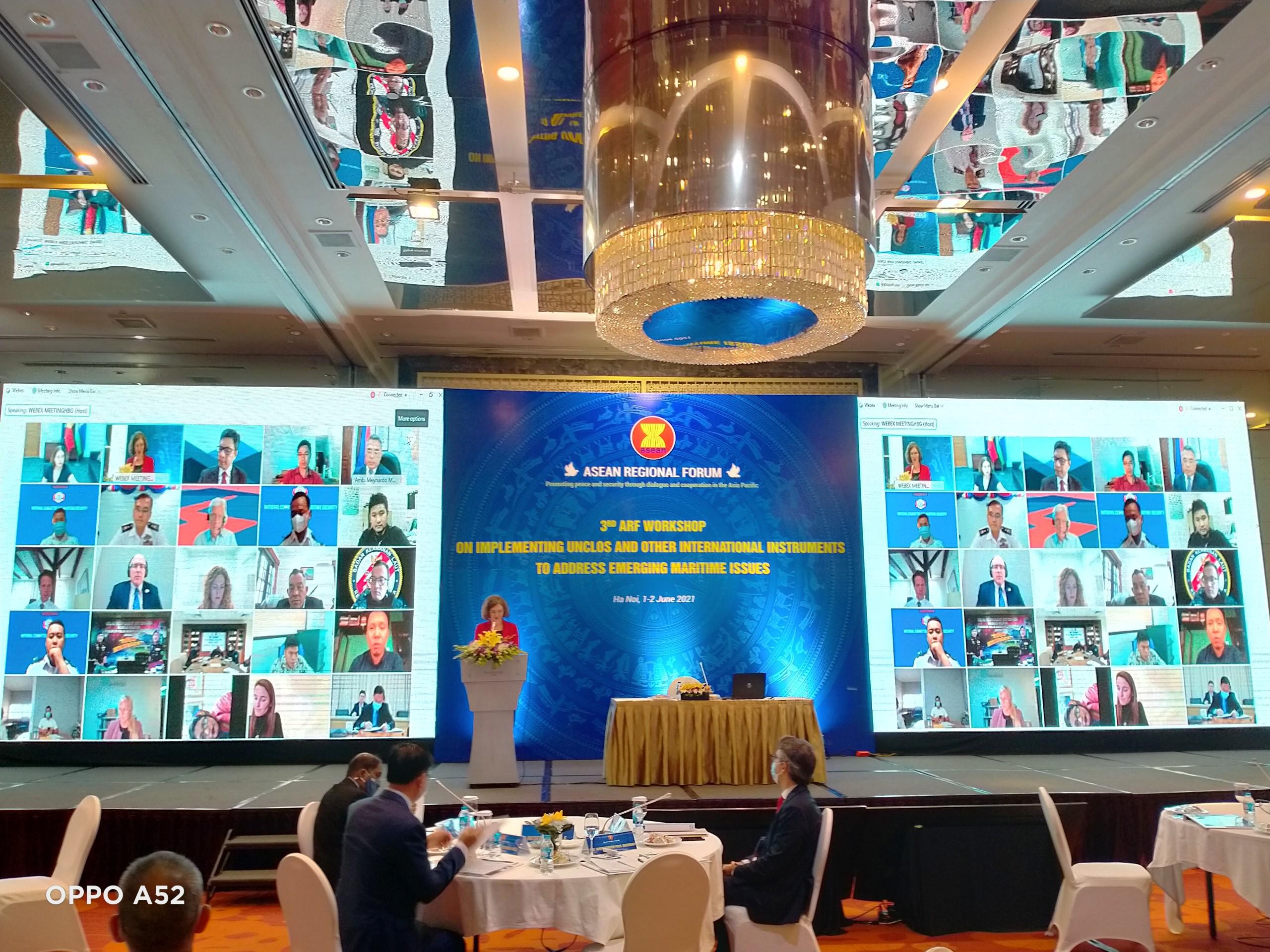 Hội nghị trực tuyến Bộ Ngoại Giao