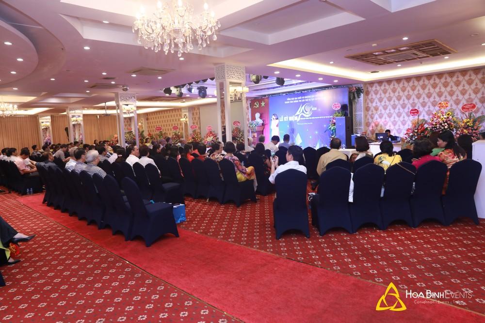 Tổ Chức Hội Nghị Sự Kiện Tại Trung Tâm Tổ Chức Tiệc Trống Đồng Palace Thành Công