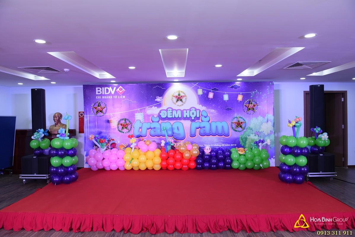 Đêm Hội Trăng Rằm BIDV Từ Liêm Hà Nội