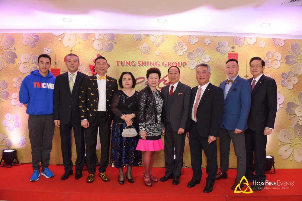 Video highlight Tổ Chức Tiệc Khai Xuân Tung Shing Group 2019