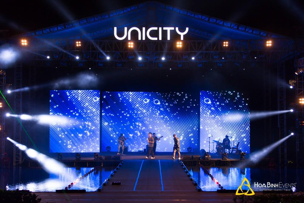 Video LED Dance tại sự kiện UNICITY 2018 - Đà Nẵng