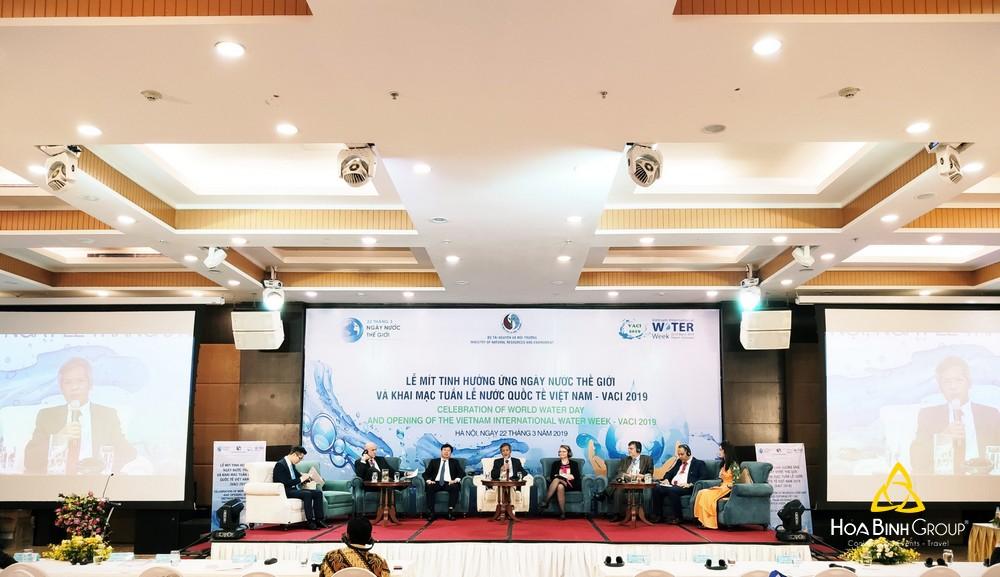 VACI 2019: Tuần lễ nước quốc tế tại Việt Nam