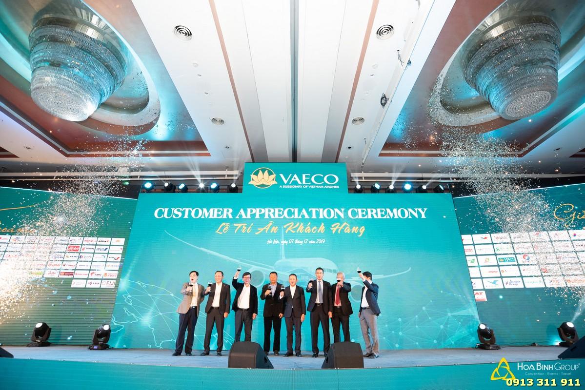 Lễ tri ân khách hàng VAECO