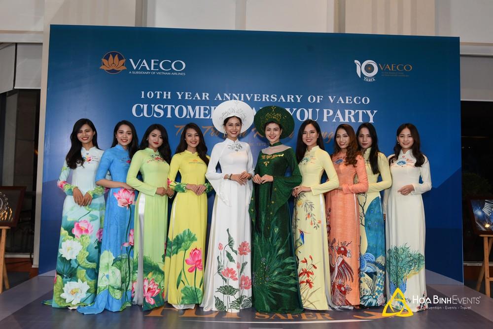 Tiệc tri ân khách hàng của VAECO 2018