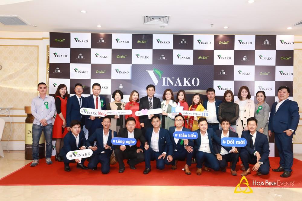 Lễ ra mắt Nhãn hàng Dr Lee Mee và HB Health - Beauty VINAKO