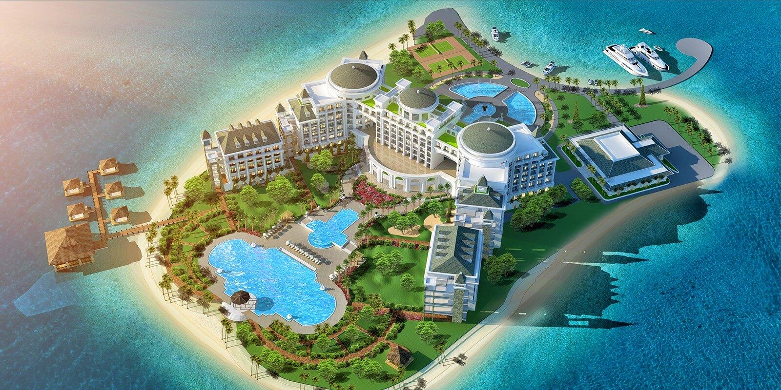 Tổ Chức Hội Nghị Sự Kiện Tại Vinpearl Hạ Long Bay Resort